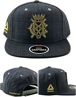Reebok Conor McGregor Plaid Snapback Hat