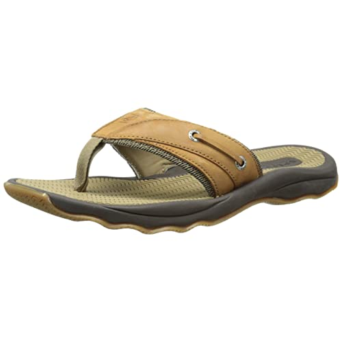 7b151aae5 Sperry Top-Sider Men s Outer Banks Thong Sandal