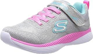 Skechers 斯凯奇 女童 Move 'N Groove 运动鞋 灰色/多色