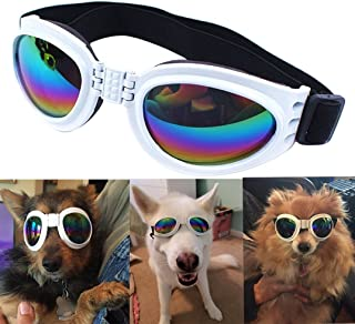 Best dog wearing goggles Reviews