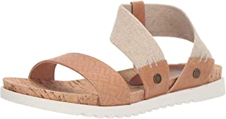 Yellow Box Women's Meera Flat Sandal