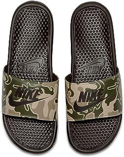 Nike Benassi JDI Print Men s Sandals Velvet Brown 631261-202 (7 D(M 2c6239cb47af9