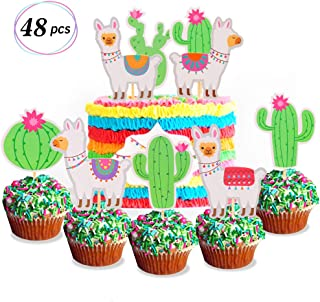 Best cactus cake toppers Reviews