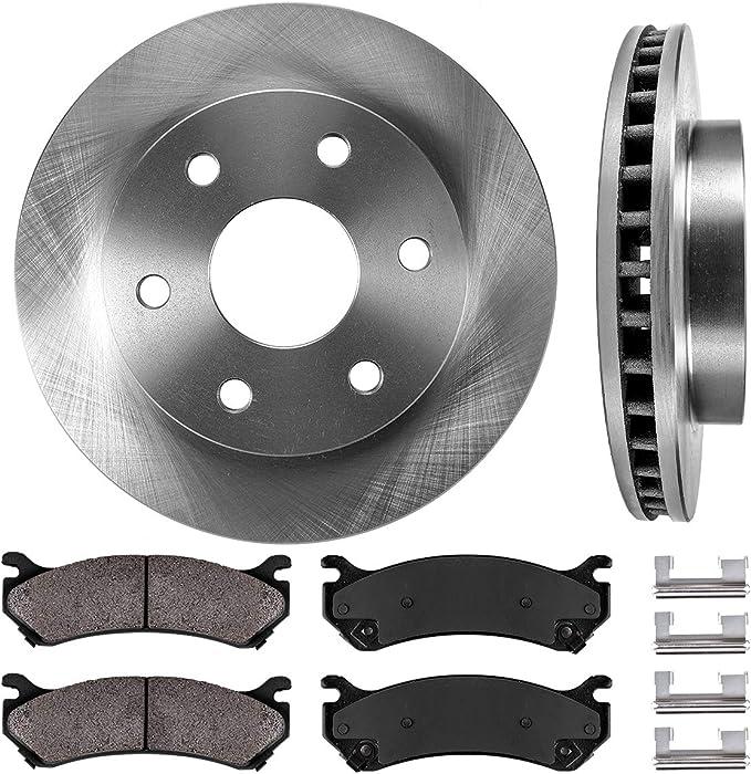 Replacement Parts Brake System Max Brakes Front Supreme Brake Kit ...