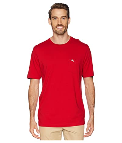 Tommy Bahama New Bali Skyline T-Shirt (Regal Red) Men
