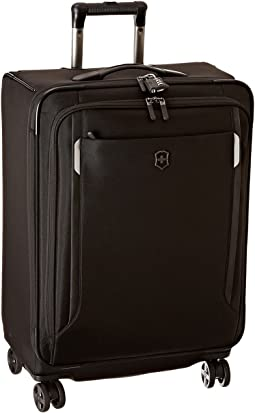 "Werks Traveler 5.0 - WT 24"" Dual Caster Expandable 8-Wheel Upright"