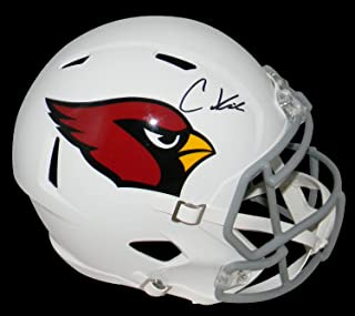Christian Kirk Autographed Signed Autographed Arizona Cardinals Full Size Speed Helmet JSA