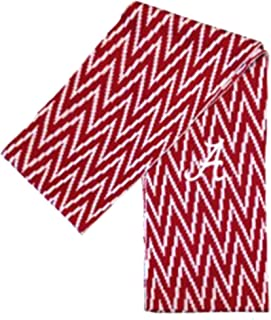 Emerson Street Alabama Crimson Knit Chevron Infinity Scarf