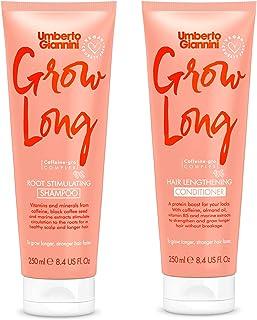 Umberto Giannini Grow Long Shampoo & Conditioner Duo,