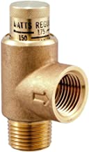 Watts LF530C-3/4 Lead Free Calibrated Pressure Relief Valves 3/4-Inch Adjustable