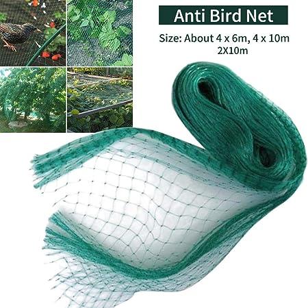 Anti Bird Netting Net Mesh Crop Plant Vegetables Fruit Garden Protection 6 Size