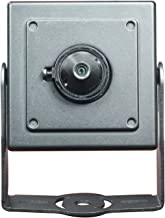 2MP Pinhole CCTV Camera Sinis Security, 3.7mm Pinhole Mini Lens, HD TVI/CVI/AHD/960H Output, Hidden Spy CCTV Surveillance Security System-Switchable Output