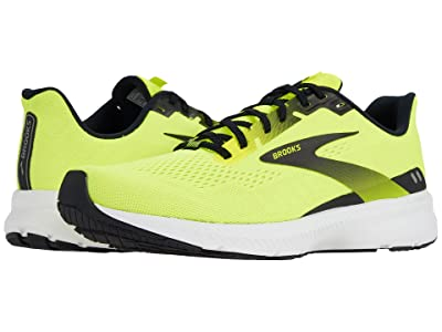 Brooks Launch 8 (Nightlife/Black/White) Men