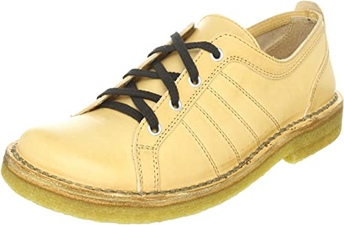 Swedish Hasbeens Bowling chaussures 150, Chaussures Basses Mixte Adulte