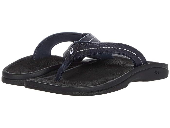 Ohana W  Shoes (Trench Blue/Black) Women's Sandals