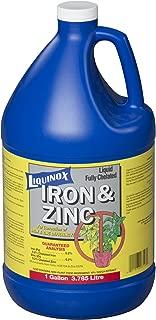 Liquinox 3128 Iron Zinc, 1-Gallon