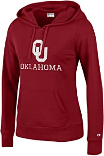 Champion NCAA Womens NCAA Women's Comfy Fitted University Fleece Hoodie