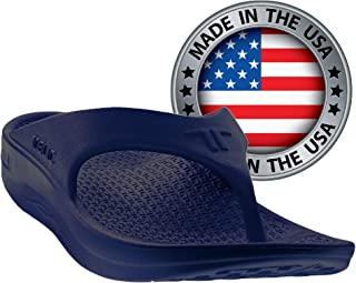 Telic Energy Flip Flop - Comfort Sandals for Men and Women - Made in The USA