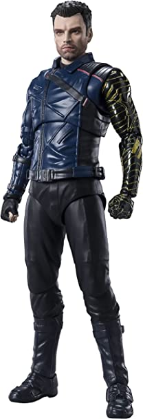 Tamashi Nations - Falcon and The Winter Soldier - Bucky Barnes, Bandai Spirits S.H.Figuarts