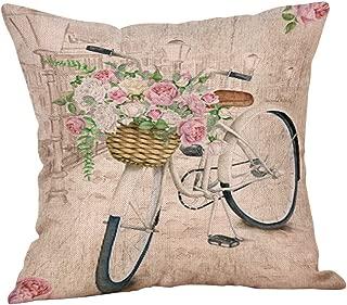 2019 Big Home Decor Cushion Cover Happy Sunmer Time Throw Pillowcase Pillow Covers Chaofanjiancai