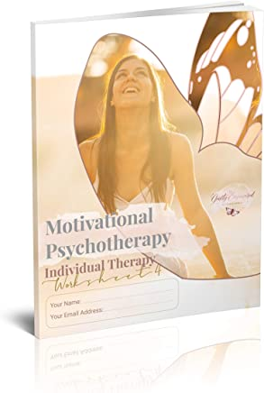Thought's, Feelings & Behaviour (Individual Therapy Worksheet Book 4)