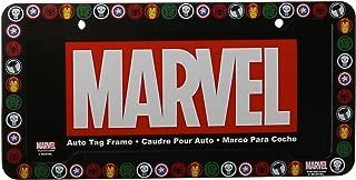 x-men license plate frame