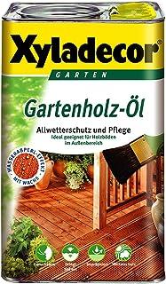 Xyladecor Gartenholz-öl 2,5 Liter, Natur Farblos