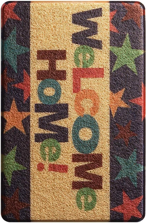 Doormat Door mats Door Carpet Indoor mat Household use,Home,[Hall],Door mats Door Foot mat-H 60x120cm(24x47inch)