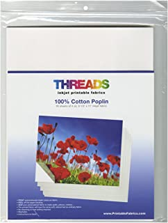 Threads 8.5x11 Fabric Sheets, 8.5