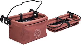 Orbit Baby Stroller Panniers, Mocha (Discontinued by Manufacturer)