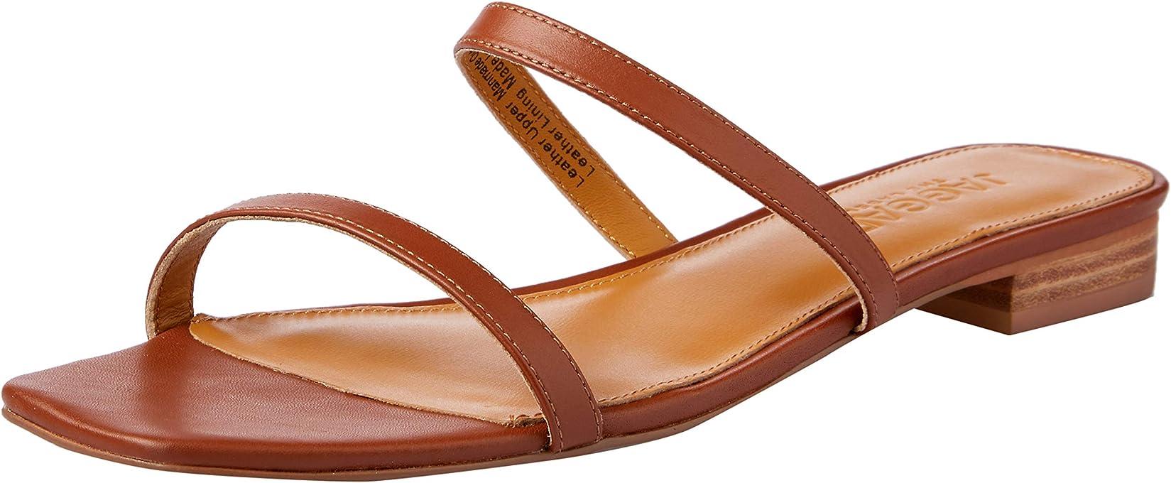 Jaggar Women's Sprung Flat Slide