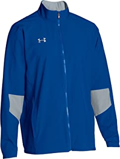 Under Armour Men's Squad Woven Warm-up Full Zip Jacket