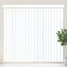 CHICOLOGY Cordless Vertical Blinds Patio Door or Large Window Shade, 78