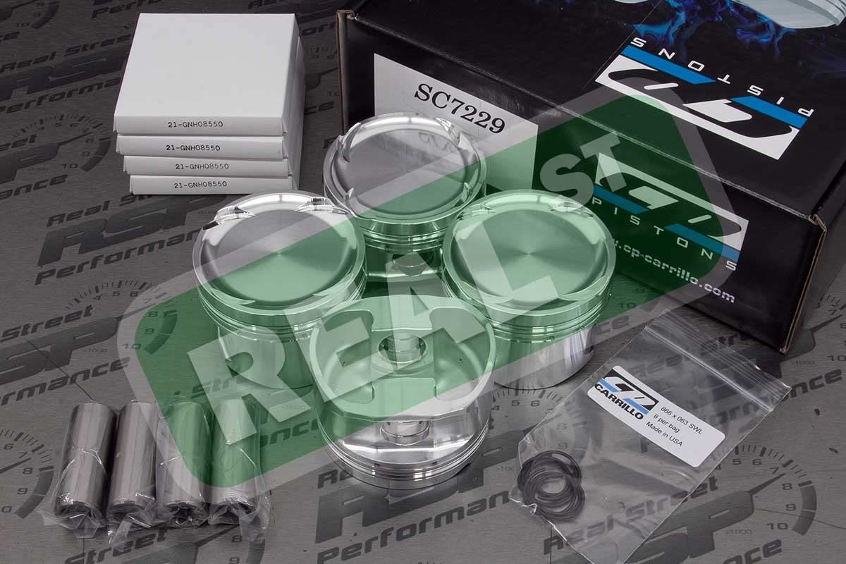 CP Pistons SC7229 Piston and Ring Set Kansas City Mall Limited Special Price