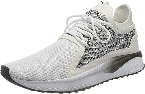 Amazon.com | Puma Tsugi Netfit V2 Mens Sneakers White | Fashion ...