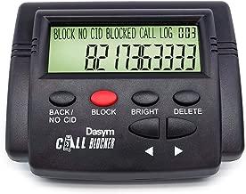 $39 » Call Blocker for Landlines, Call IdBlocker Block Unwanted Phone Calls,4000 Number,Spam Calls, NuisanceCalls, Robo Calls,Scam Calls,4000 Numbers Large Capacity (Matte Black)