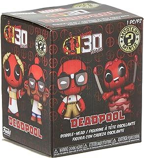 Funko Mystery Mini: Deadpool 30th - 12PC PDQ (EXC) One Random Mystery Action Figure - 55210