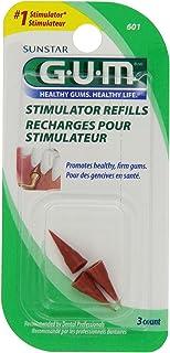 Best GUM Stimulator Refills [601] 3 Each (Pack of 10) Review