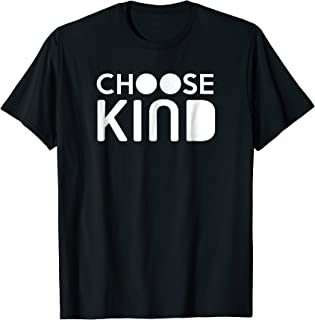 Choose Kind TShirt Women Men Youth Kids Kindness Tee Shirt