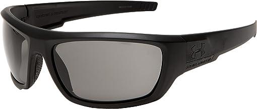 Satin Black Frame/Gray Lens