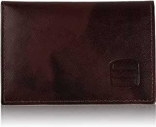 Genuine Leather RFID Blocking Minimalist card wallet Slim Front Pocket Wallets for Men