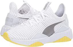 Puma White/Blazing Yellow