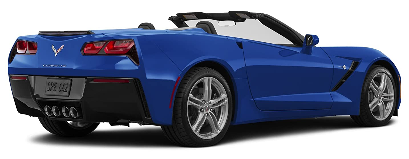 2017 Chevrolet Corvette Reviews Images And Specs Vehicles 1954 Chevy Stingray Product Image