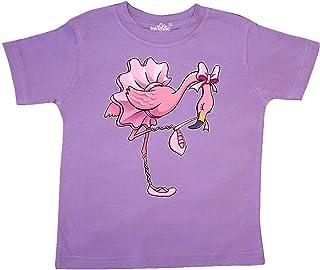 inktastic Basketball Girl Monkey Toddler T-Shirt