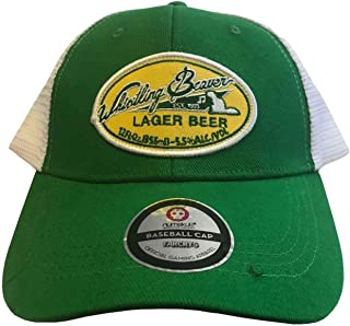 a4e2eee2b2ac4 Farcry 5 Baseball Cap Whistling Beaver Beer Official Green Tracker Snapback