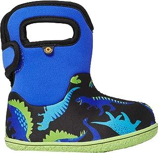 Bogs Kids Baby Boy's Baby Bogs Dino (Toddler) Electric Blue Multi 7 M US Toddler