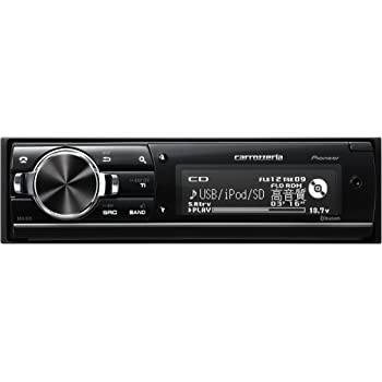 カロッツェリア(パイオニア) カーオーディオ DEH-970 1DIN CD/USB/Bluetooth/SD