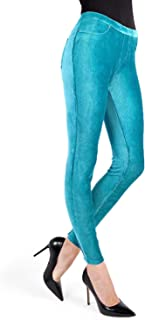 MeMoi Thin-Rib Stretch Corduroy Leggings | Women's Premium Leggings