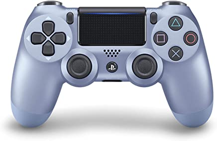 Wireless Controller - Titanium BluePlayStation 4