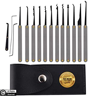 Stainless Steel Lock Set (Stainless Steel) (Best Seller)